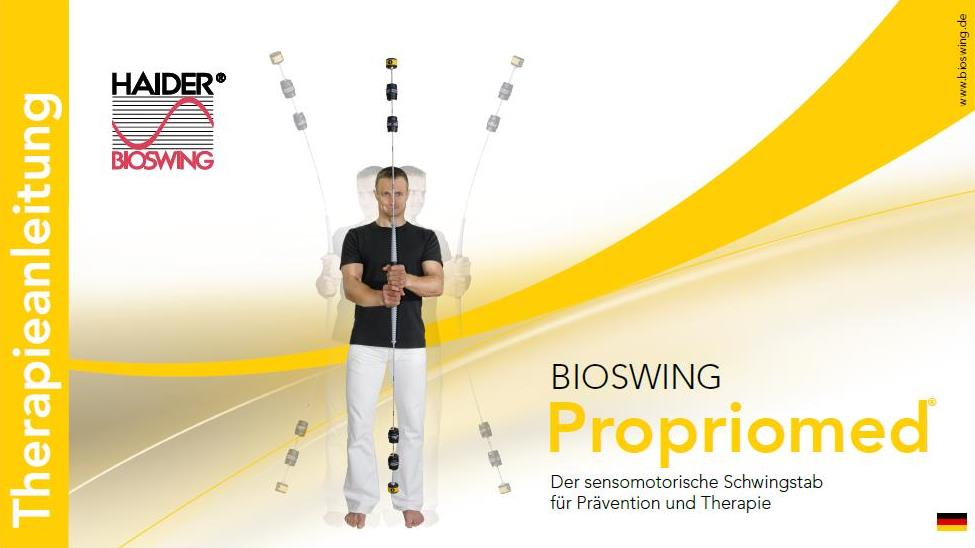 Therapieanleitung Propriomed